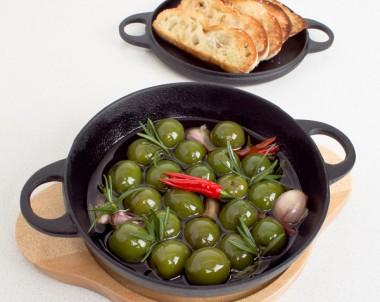 Baked Sicilian Olives