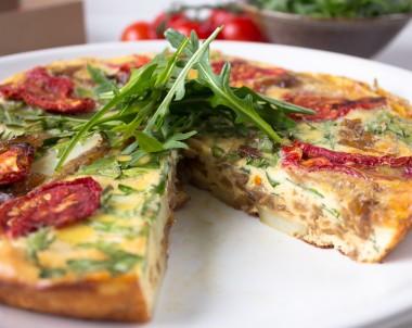 Vegetarian Frittata