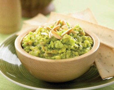 Crunchy Avocado and Celery Salsa