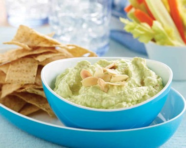 Avocado and Almond Dip