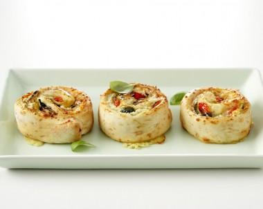 Pizaa Scrolls recipe