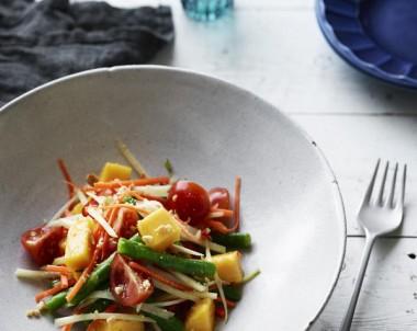 Som Tam (Green Papaya & Mango Salad)