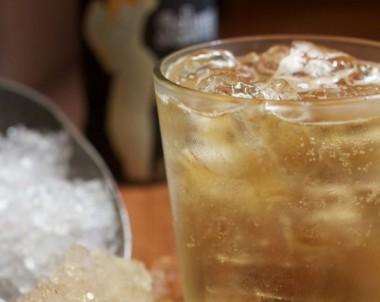 Whisky Soda cocktail recipe
