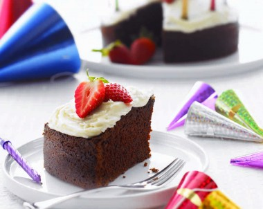 Cadbury Family Chocolate Cake