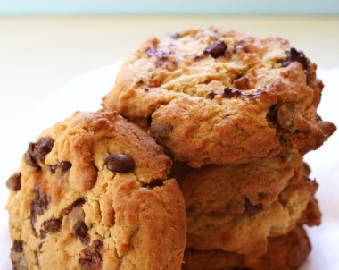 Megann's Chocolate Chip Cookies