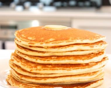 All American Buttermilk Pancakes