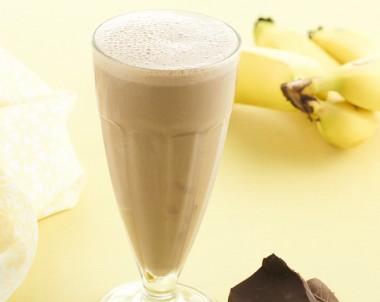 Choc Banana Smoothie