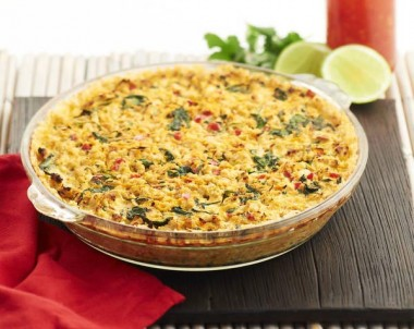 Thai Chicken Pie recipe