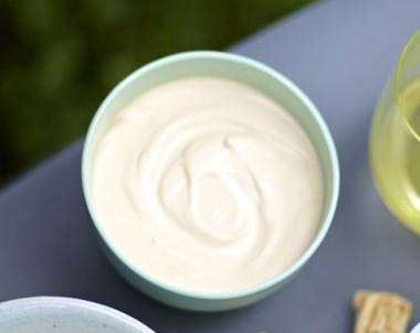 Sour Cream Honey Soy Dip
