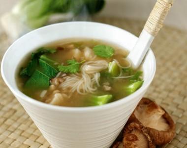 Quick Miso Fish Soup