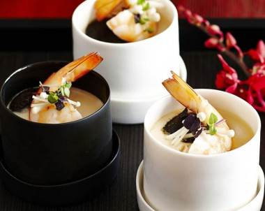 Japanese-style Savoury Custards