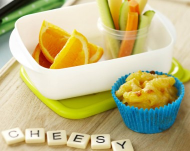 Macaroni and Cheese Muffins