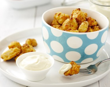 Homemade Popcorn Chicken Recipe