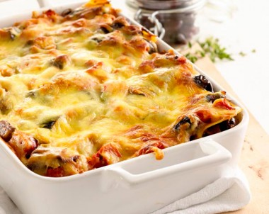 Ratatouille Lasagne Recipe