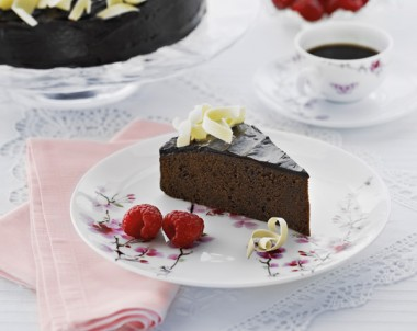 Rich Chocolate Mud Cake