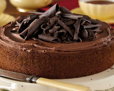 The Original One Bowl Chocolate Cake