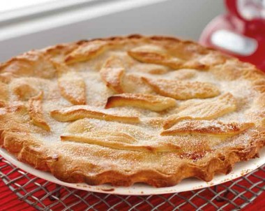 Traditional Deep Dish Apple Pie
