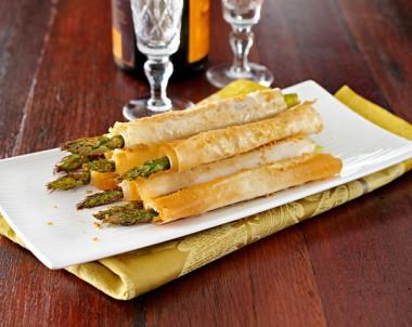 Crispy Asparagus Straws