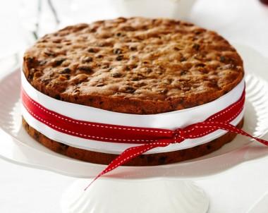 Home Made Christmas Cake Recipe