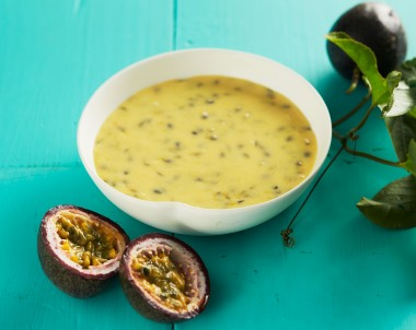 How to make Passionfruit Curd