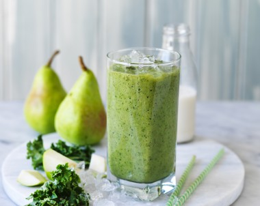 Green Pear Smoothie recipe