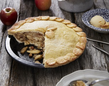 Grandmas' Apple Pie recipe