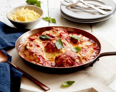 Italian Braised One Pot Chicken