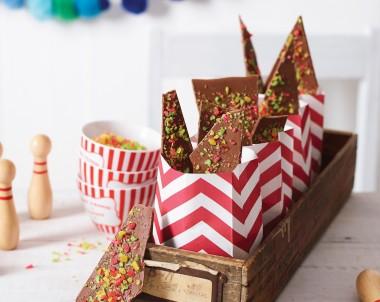 Popping Candy Bark recipe