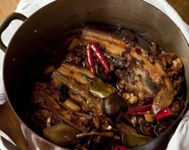 Pork Spare Ribs with Sichuan Pepper