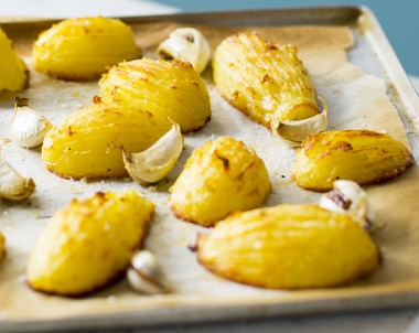 Best crispy roast potatoes recipe