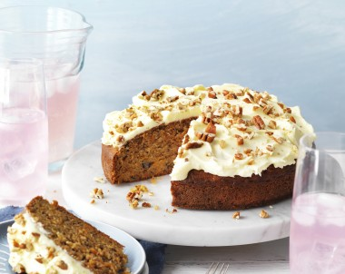 Best Carrot Cake recipe with Cream Cheese Frosting