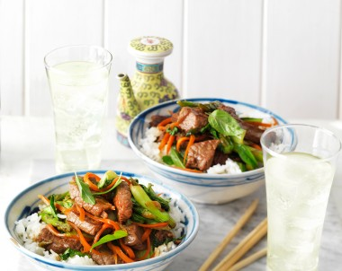Easy Stir fry Beef Recipe