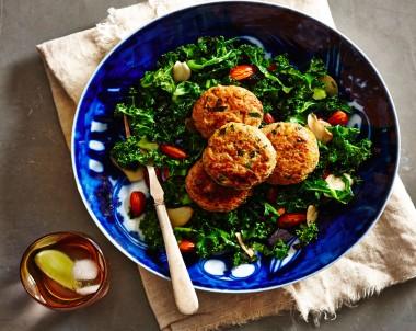 Spiced Turkey Protein Balls