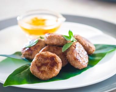 Turkey Thai Patties