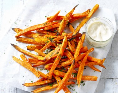 Sweet Potato Fries recipe