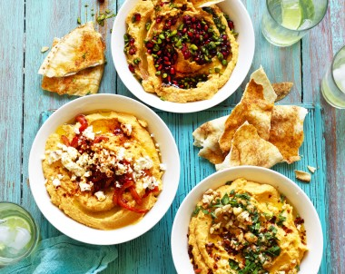 Sweet Potato Hummus recipes