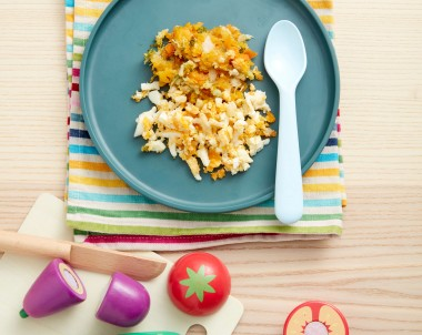 Vegetable mash recipe for babies 6 to 12 months
