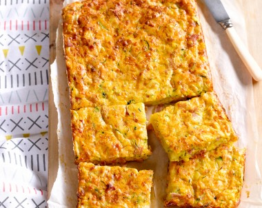 Ham, Cheese and Veggie Bake Recipe