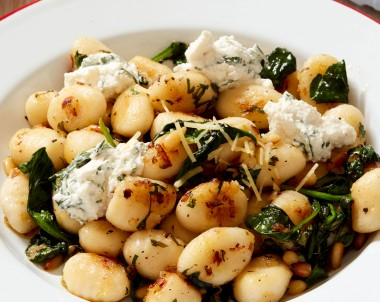Pan Fried Gnocchi recipe