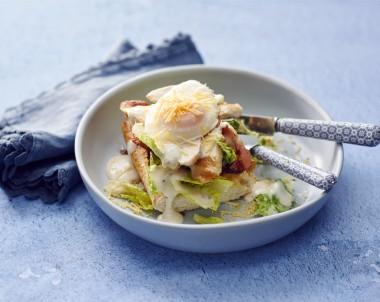 Quick Mid-Week Chicken Caesar Salad