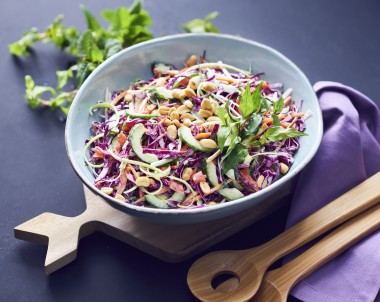Fresh Asian Slaw