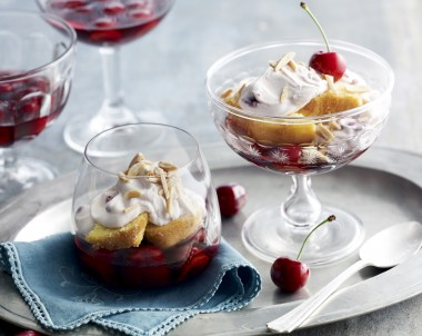 Cherry Trifle Recipe