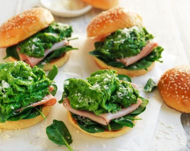 Green eggs and ham recipe to celebrate Dr Seuss Day 2 March