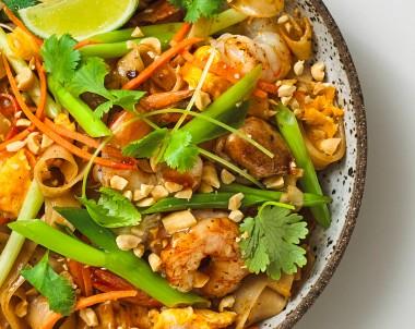 Pad Thai Noodle recipe