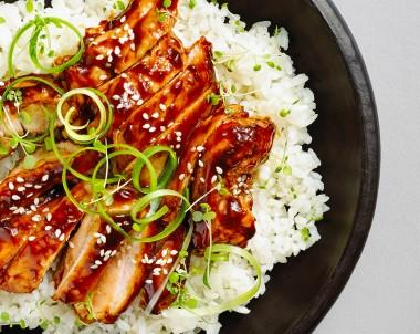 Japanese teriyaki chicken recipe