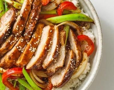 Japanese Teriyaki Chicken Recipe from scratch