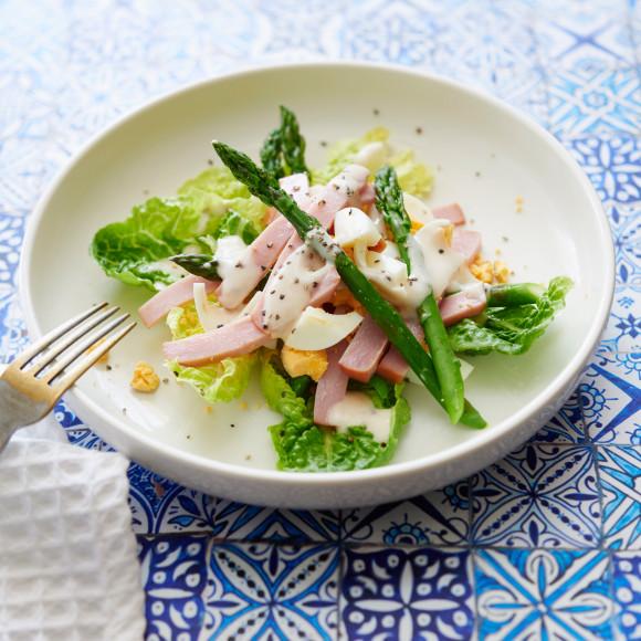 ZOOSH Light Lunch Ham and Egg Salad