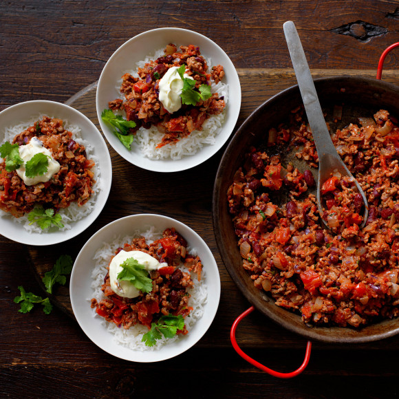 Cheat's Chilli Con Carne