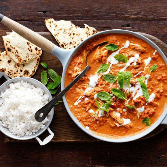 Ardmona easy butter chicken recipe myfoodbook simple butter chicken butter chicken made easy forumfinder Image collections