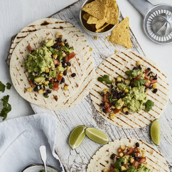 Avocado Tortillas